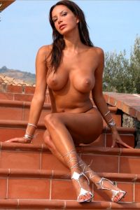 Cristiana – On The Stairs