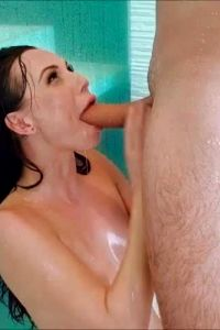 Facefucked In The Shower