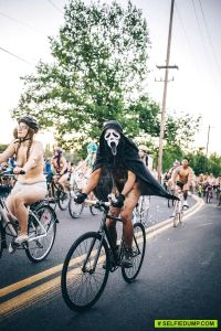 The Pdx World Naked Bike Ride
