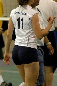 Volleyball Girls Selection (16 Photos)