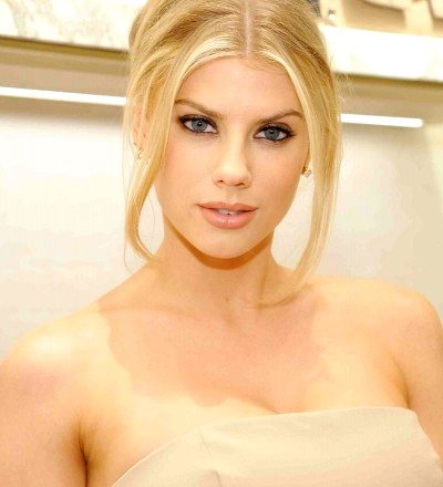 Charlotte McKinney – An Evening To Support DKMS Hosted By Jimmy Choo And Cindy Crawford Beverly