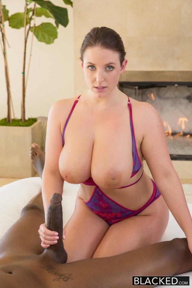Angela White - Big Natural Tits Australian Babe Fucks Bbc -1686