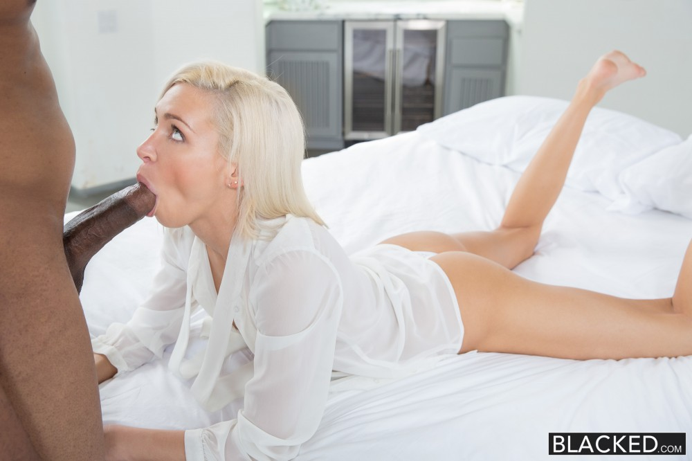 Olga east in interracial group action